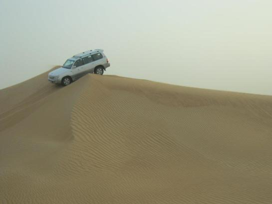 4 WD Safari in Dubai!