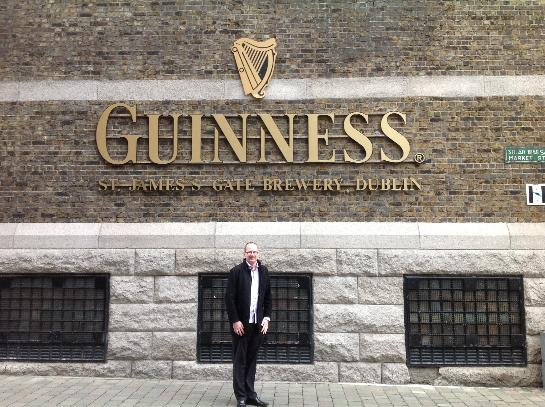 GUINESS BREWERY DUBLIN