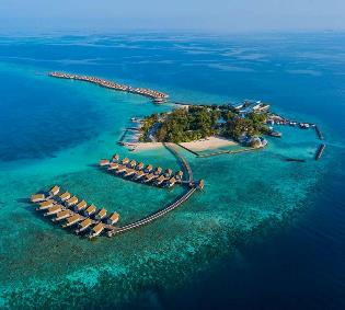 HOT Bucket List: Overwater Bungalow in the Maldives
