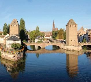 Champagne, Alsace & Rhône Valley - Suggested Self Drive