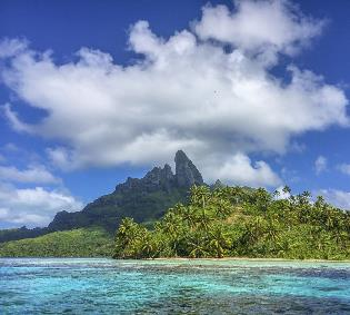 Tahiti & French Polynesia Cruise Package