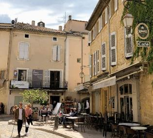 The Villages of Provence - Suggested Self Drive