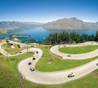 Family Adventure Getaway to Queenstown