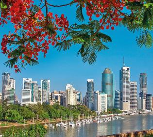 Business Class Flights to Brisbane